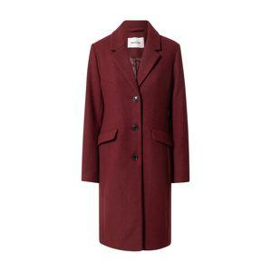 modström Přechodný kabát 'Pamela'  tmavě červená