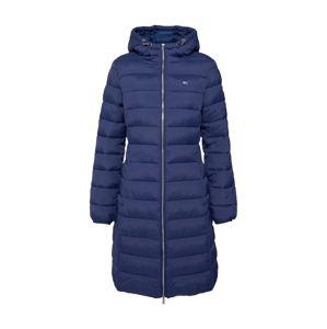 Tommy Jeans Zimní kabát  námořnická modř