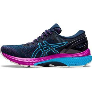 ASICS Běžecká obuv ' Gel-Kayano 27 '  modrá / pink