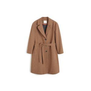 VIOLETA by Mango Přechodný kabát 'Kate'  hnědá