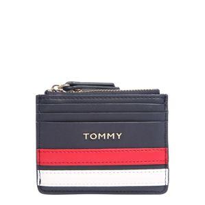 TOMMY HILFIGER Peněženka 'TOMMY STAPLE CC HOLDER'  tmavě modrá