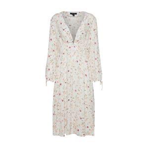 NEW LOOK Letní šaty  červená / bílá