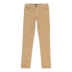 Jack & Jones Junior Kalhoty 'GLENN'  světle hnědá