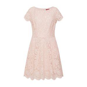 HUGO Koktejlové šaty 'Kasalli-1'  růžová