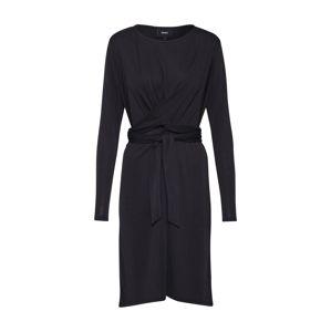 OBJECT Šaty 'LISA'  černá