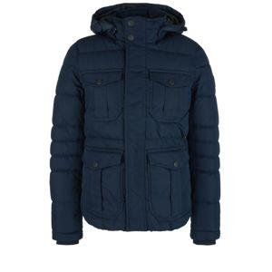 S.Oliver Zimní bunda  enciánová modrá