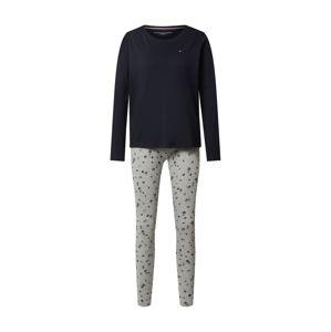 Tommy Hilfiger Underwear Domácí oblečení  šedá / tmavě modrá