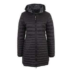 CMP Outdoorový kabát 'FIX HOOD'  černá