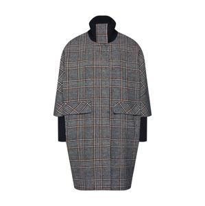 COMMA Přechodný kabát  šedá