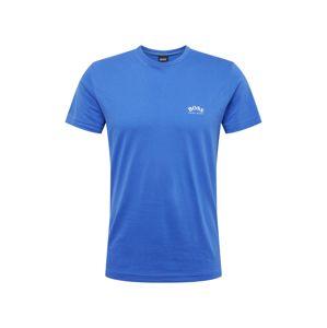 BOSS Tričko  modrá