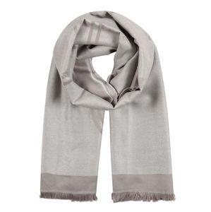 Calvin Klein Šátek 'LUREX STOLE'  stříbrná