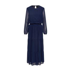SISTERS POINT Společenské šaty 'NICOLINE-M'  námořnická modř