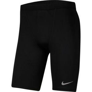 NIKE Sportovní kalhoty 'Power Half'  černá
