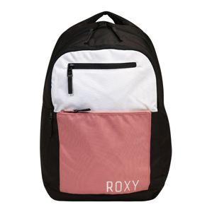 ROXY Sportovní batoh 'Here You Are'  bílá / růže / černá