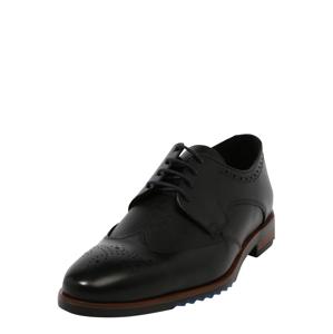 LLOYD Šněrovací boty 'LETO'  černá