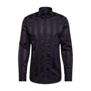 JACK & JONES Společenská košile 'PRTONE'  černá