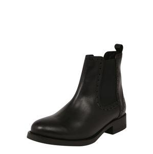 Zign Chelsea boty  černá
