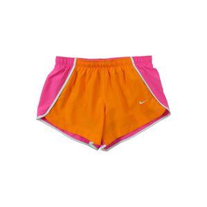 NIKE Sportovní kalhoty 'Nike Dry'  oranžová / pink