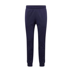 Lacoste Sport Sportovní kalhoty 'MOLLETON'  marine modrá