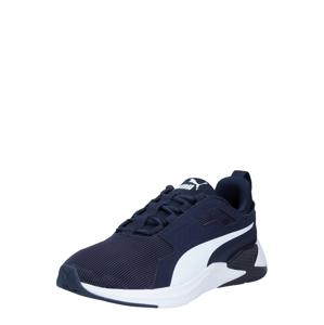 PUMA Sportovní boty 'Disperse'  bílá / tmavě modrá