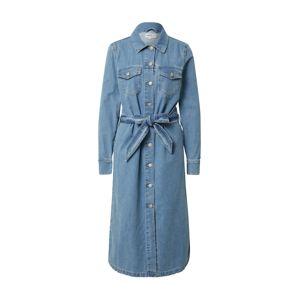 Global Funk Šaty 'Elmira'  modrá