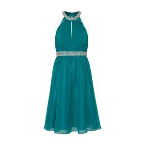 Mascara Koktejlové šaty  smaragdová