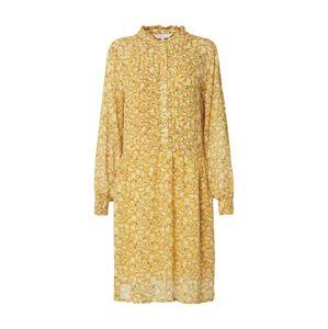 Part Two Košilové šaty 'Temple DR'  žlutá