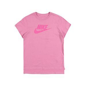 Nike Sportswear Tričko ' FUTURA'  růžová