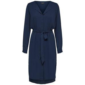 SELECTED FEMME Šaty  noční modrá