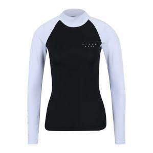 BILLABONG Funkční tričko 'surf capsule'  bílá / černá