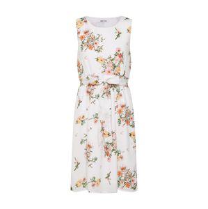 ABOUT YOU Letní šaty 'Malena'  mix barev / bílá