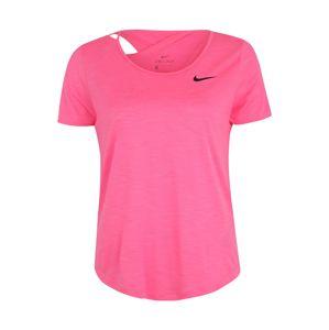 NIKE Funkční tričko  pink