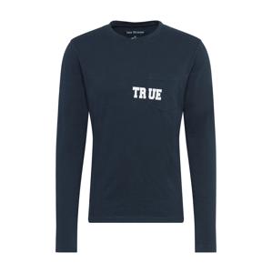 True Religion Tričko  černá