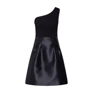 Esprit Collection Koktejlové šaty  černá