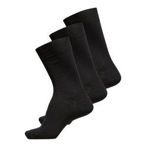 SELECTED HOMME Ponožky  černá
