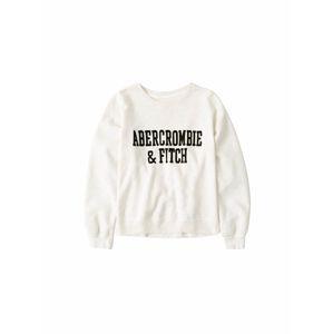 Abercrombie & Fitch Mikina 'HERITAGE'  šedý melír