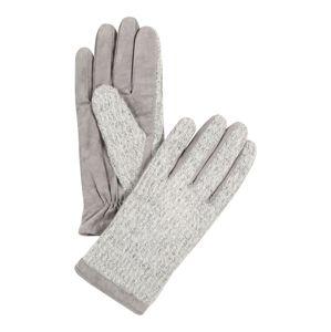 Barts Prstové rukavice 'Lennon'  šedá