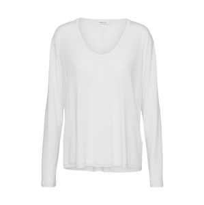Filippa K Tričko 'Scoop Neck Long Sleeve Top'  růžová