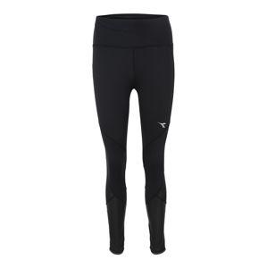 Diadora Sportovní kalhoty 'L. STC FILAMENT'  černá