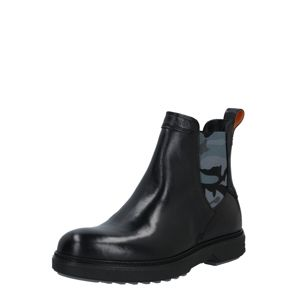 TIMBERLAND Chelsea boty  černá / pastelově zelená / šedá