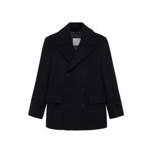 MANGO MAN Přechodný kabát 'Tinof'  černá