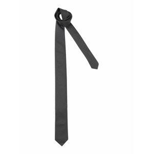 HUGO Kravata 'Tie cm 6'  černá