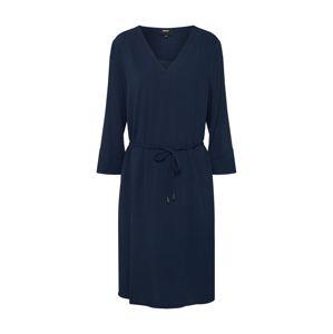 OBJECT Šaty  noční modrá