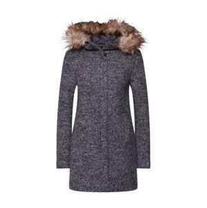 ONLY Zimní kabát  šedá