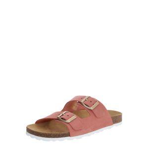 ONLY Pantofle 'ONLMADISON'  broskvová