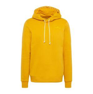 G-Star RAW Mikina 'Korpaz graphic hooded sw ls'  zlatě žlutá