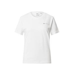 10k Tričko  bílá