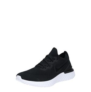 NIKE Běžecká obuv 'Epic React Flyknit 2'  černá