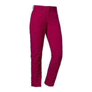 Schöffel Outdoorové kalhoty 'Ascona'  červená