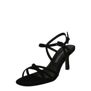 Kennel & Schmenger Páskové sandály 'Olivia'  černá